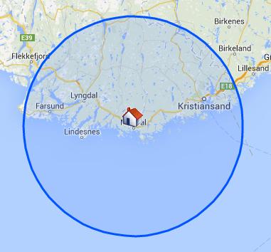 my ip location